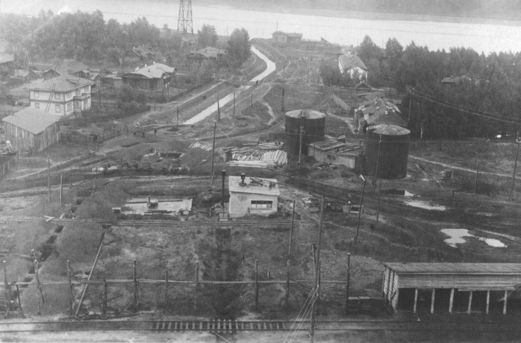 Район Кемеровской ГРЭС, 1933 г.
