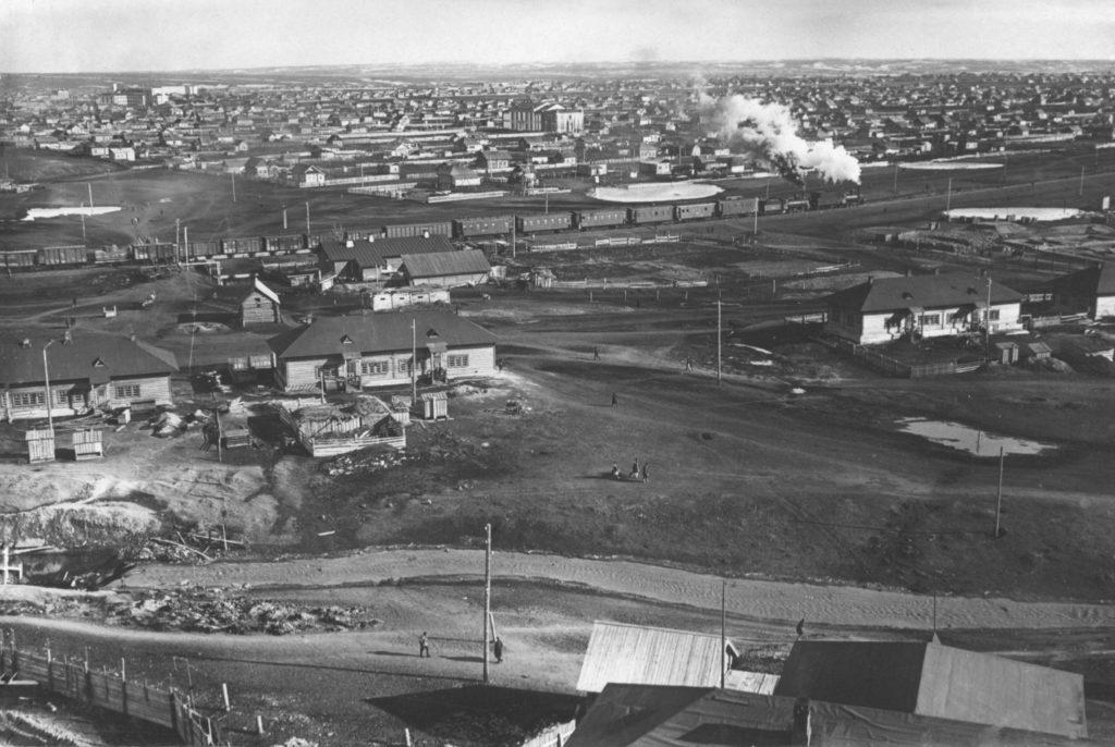 Кемерово, 1933 г.