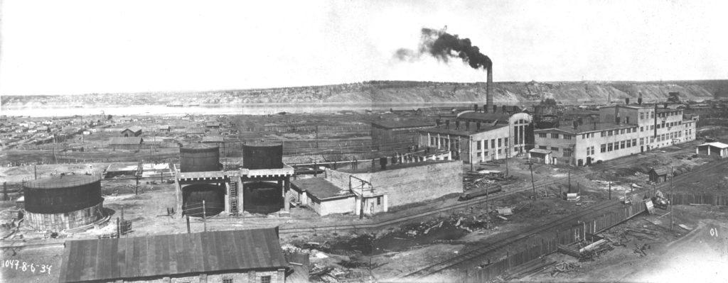 Кемеровский механический завод, 1934 г.