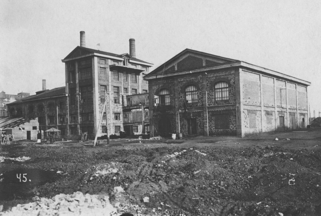 Цеха старого КХЗ, 1930 г.
