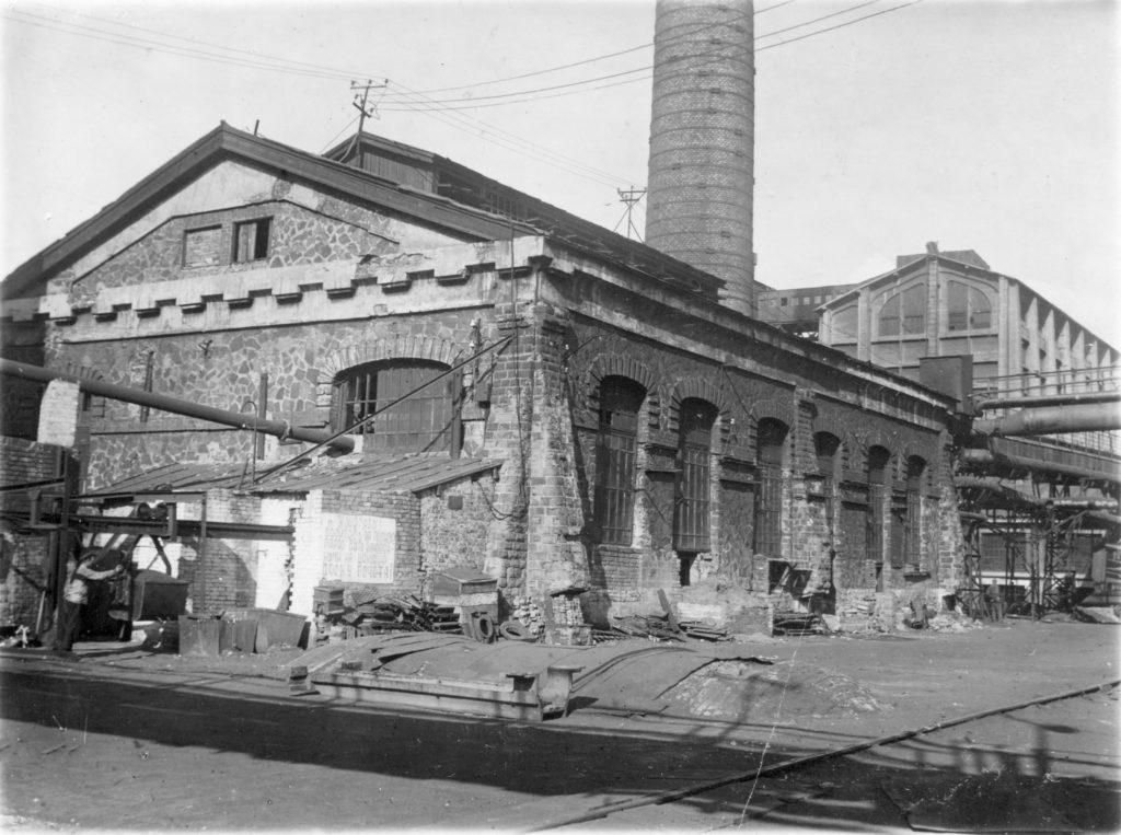 Вторая парокотельная КХЗ, 1947 г.