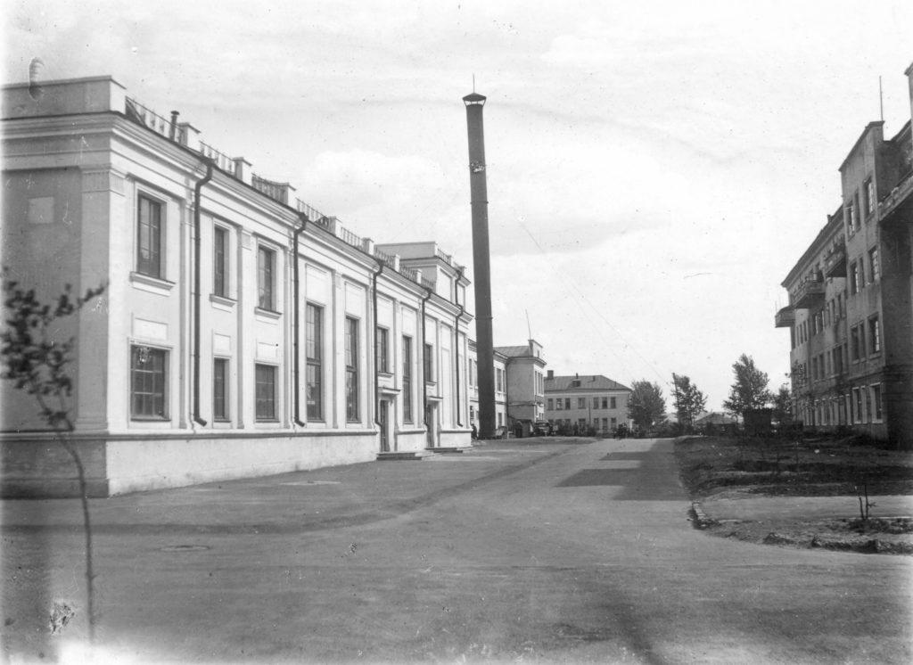 Клуб КХЗ, 1947 г.