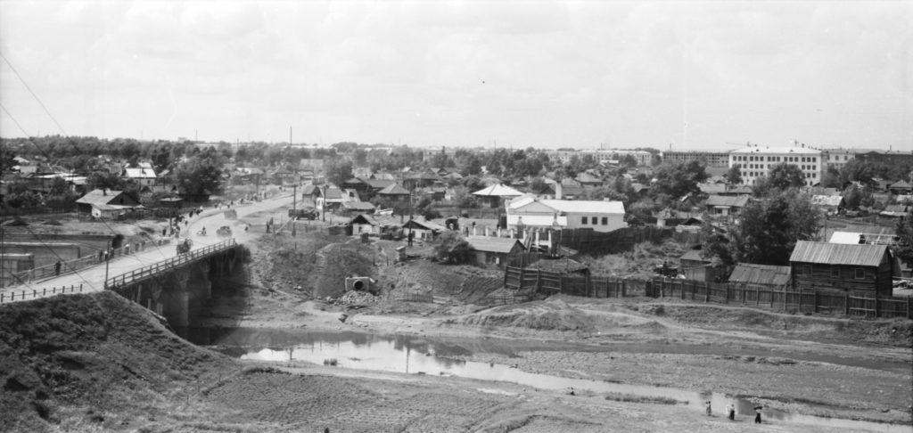 Панорама города, 1959 г.