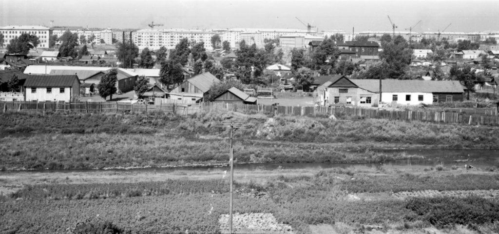Панорама города, 1962 г.