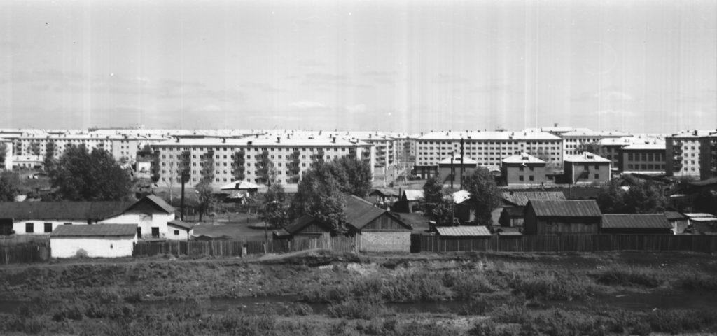 Панорама города, 1966 г.