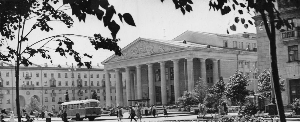 Драмтеатр им. Луначарского, 1966 г.