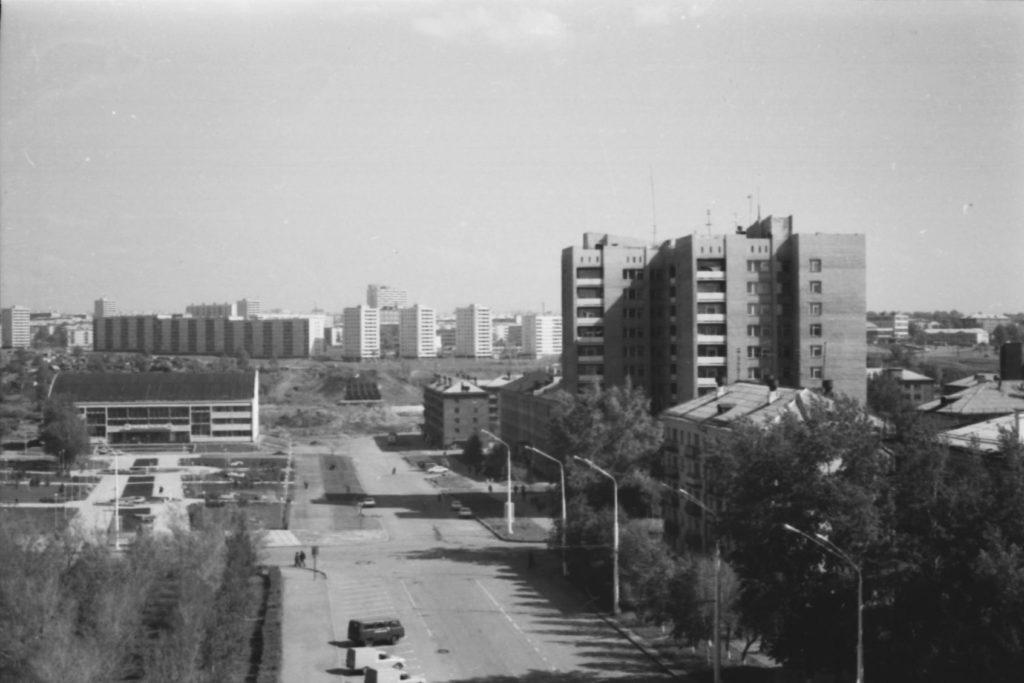 Проспект Советский, 1979 г.
