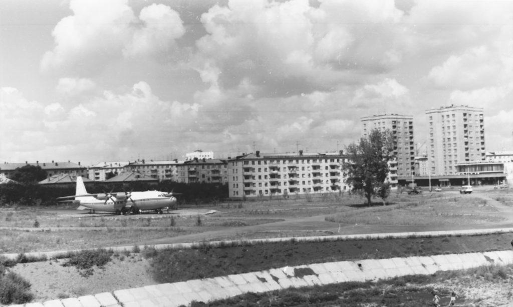 Панорама города, 1979 г.