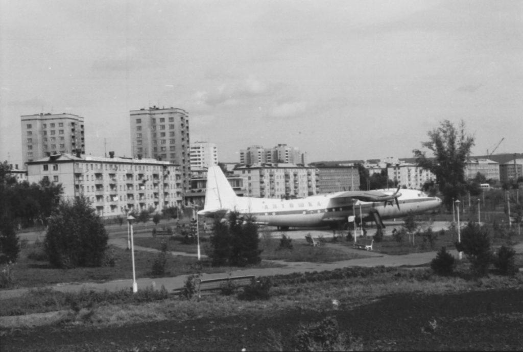 Детский кинотеатр Антошка, 1970-е годы.