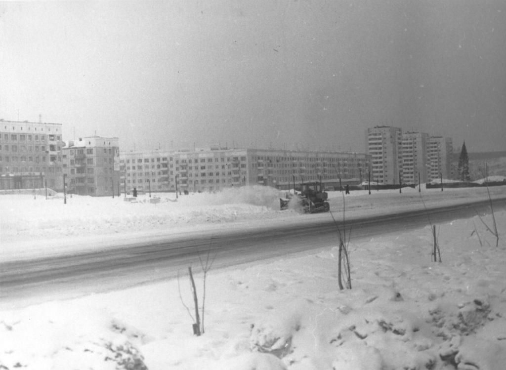 Бульвар Строителей, 1984 г.