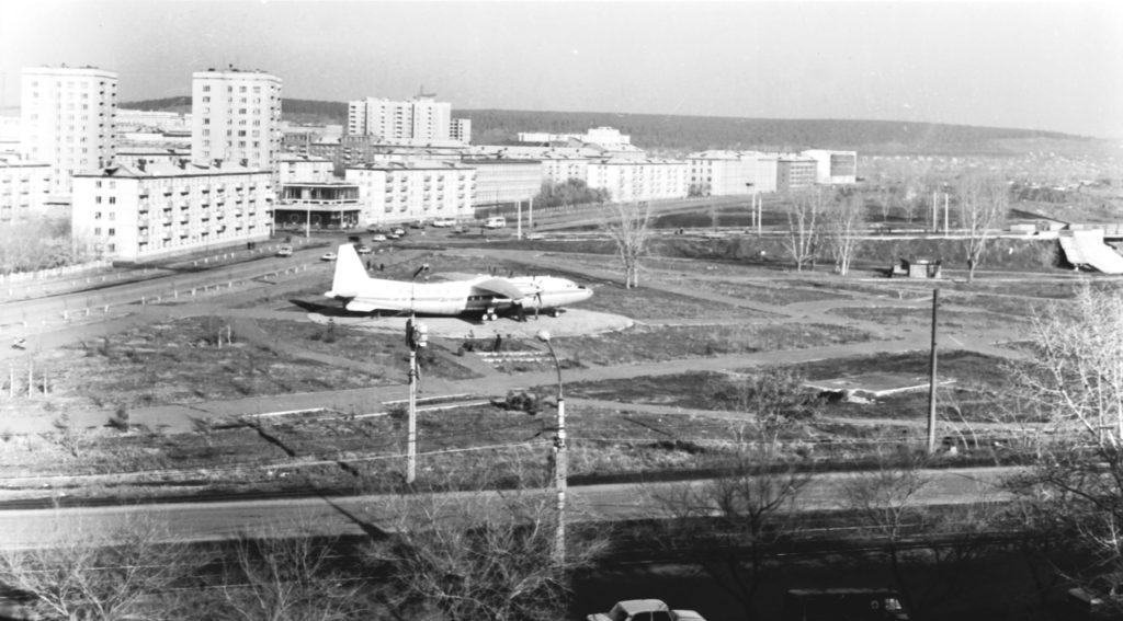 Детский кинотеатр Антошка, 1980 г.