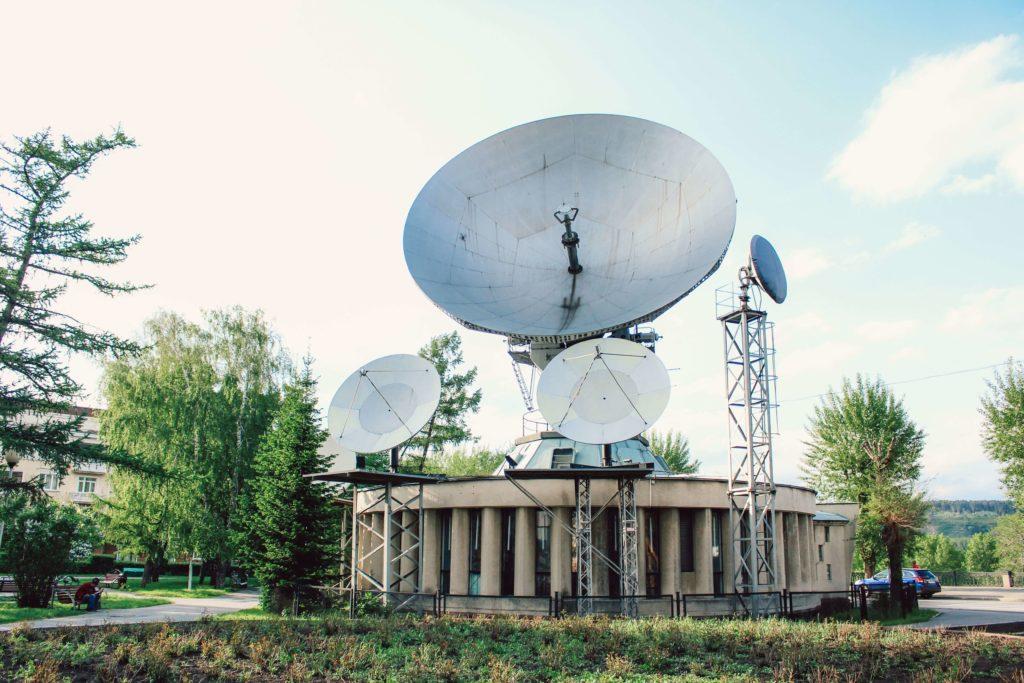 Радиотелевизионный передающий центр Орбита, 2017 г.