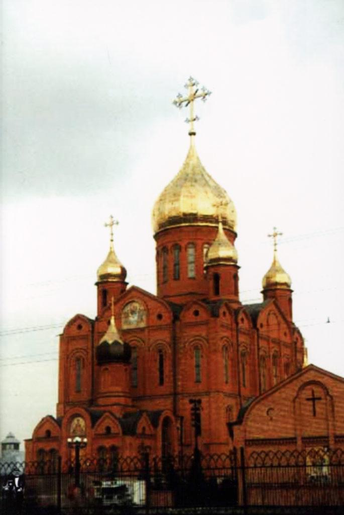 Знаменский кафедральный собор, 2003 г.