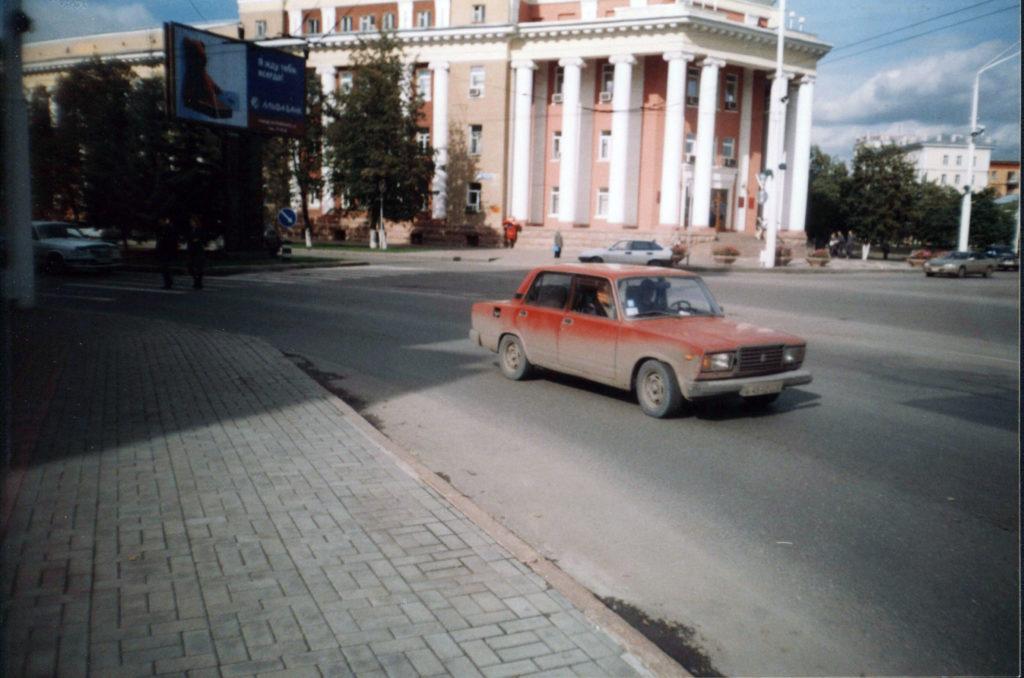 Здание администрации г.Кемерово, 2004 г.