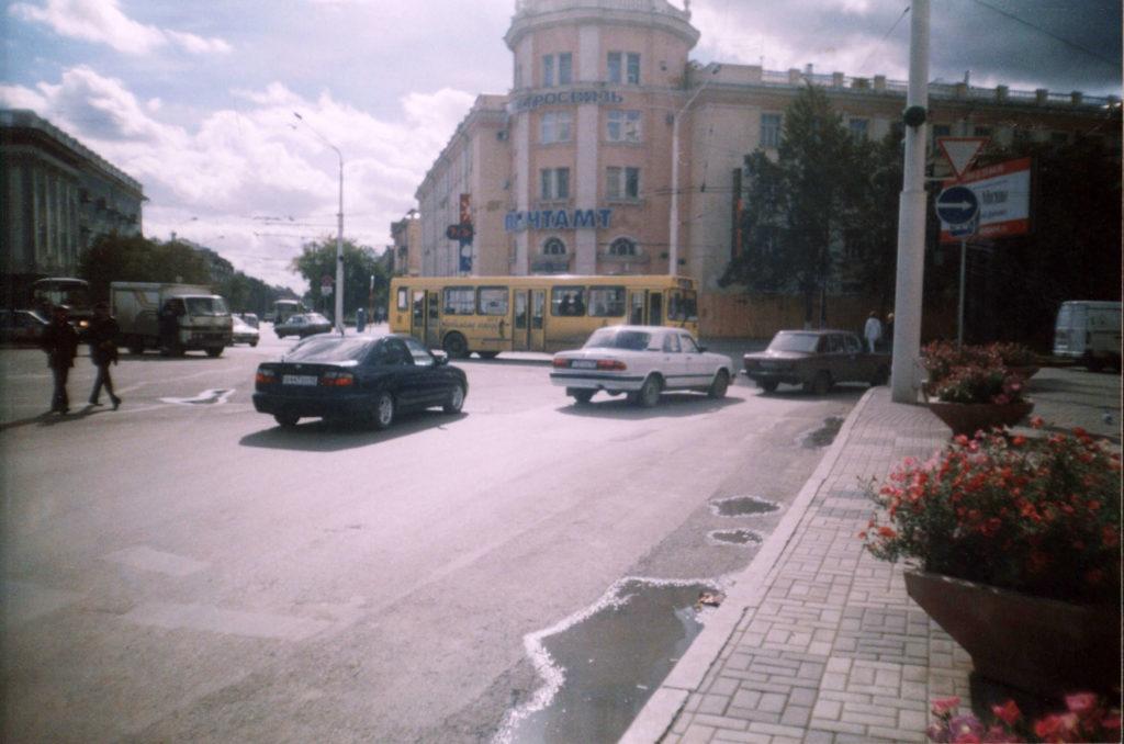 Кемеровский главпочтамт, 2004 г.