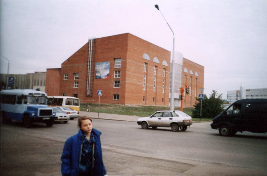 Бассейн, 2004 г.