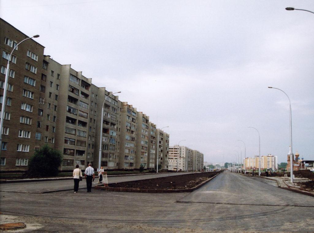 Улица Двужильного, 2005 г.