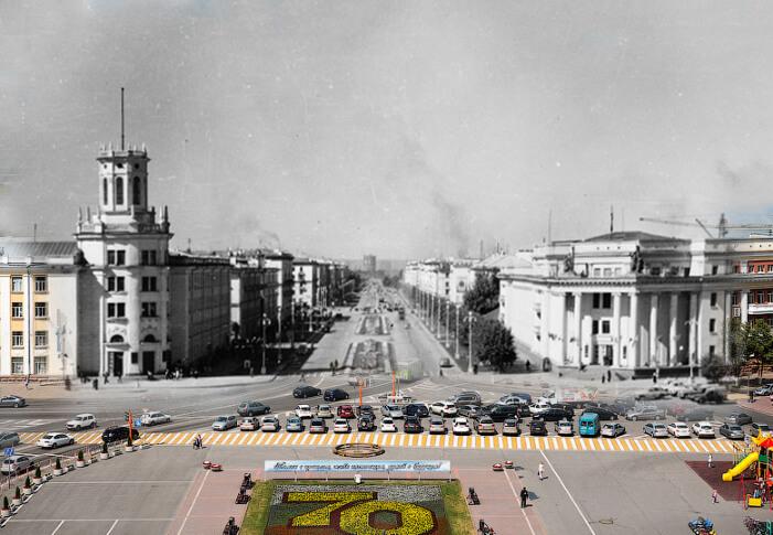 Площадь Советов